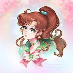 Eternal Sailor Jupiter by Channel-Square