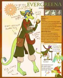Dragon Persona by Evergreena
