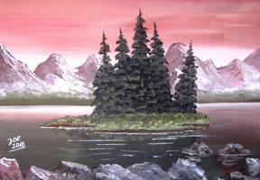 813 Lake Island by mengenstrom