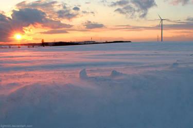 Blazing Snow by Lighti85