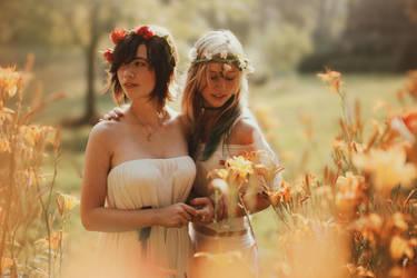 sisters by payleyjean