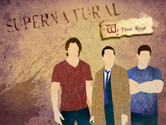 Spn We Three Kings By Mellomeme On Deviantart