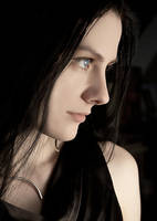 Portrait by ModelHeatherK