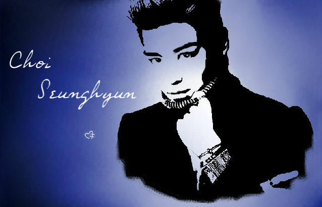 Bigbang Top Pc Wallpaper By Junminseung On Deviantart