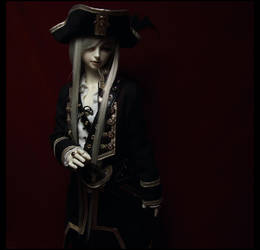 Vampire Pirate III by Purplejackdaw