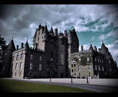Glamis Castle by Purplejackdaw