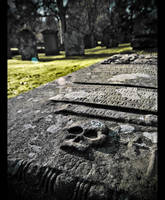Cemetery by Purplejackdaw
