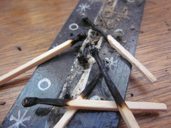 matches. by jojolvmika