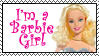 ... Barbie Girl by Alys-Stamps