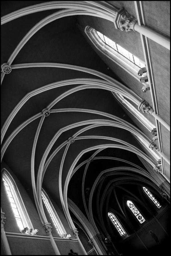+ Black Church + by YodMemHal