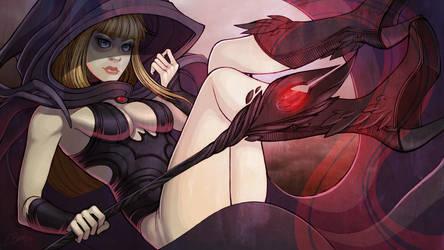 Halloween Lux: Vampire Queen by ElizabethBeals