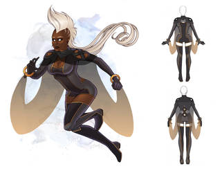 Storm: All-Weather Wear by ElizabethBeals