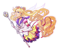 Eternal Sailor Moon by ElizabethBeals