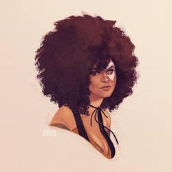 Domino by ElizabethBeals