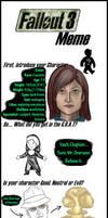 Fallout 3 Meme - Ester by vampirisa