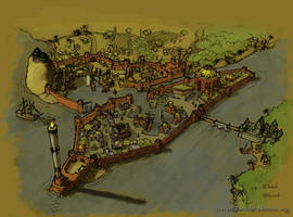 City of Rihad by Tamriel-Rebuilt