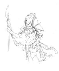 Indoril Warrior by Tamriel-Rebuilt