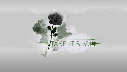 Take it slow - Taro ft Luzts Cover photo by jannezq