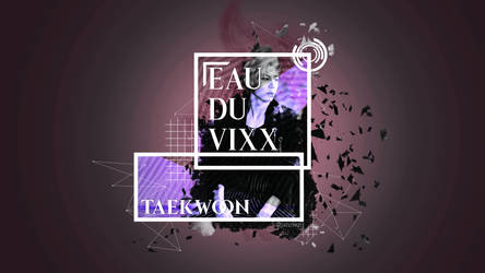 VIXX Leo/Taekwoon Scentist Wallpaper by jannezq
