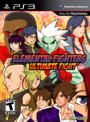 Elemental Fighters Ult Fight game by leontmp98