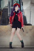 Misato Katsuragi - Fighter by breathelifeindeeply