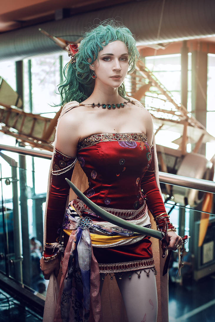 FF6 - Terra's Resolve by breathelifeindeeply
