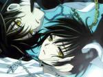 Tokyo's Vampire Twins by TifaStrifeJQ