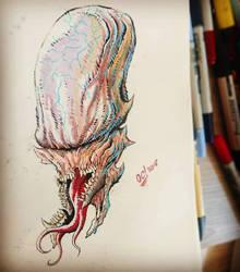 Alien B by dumbo972