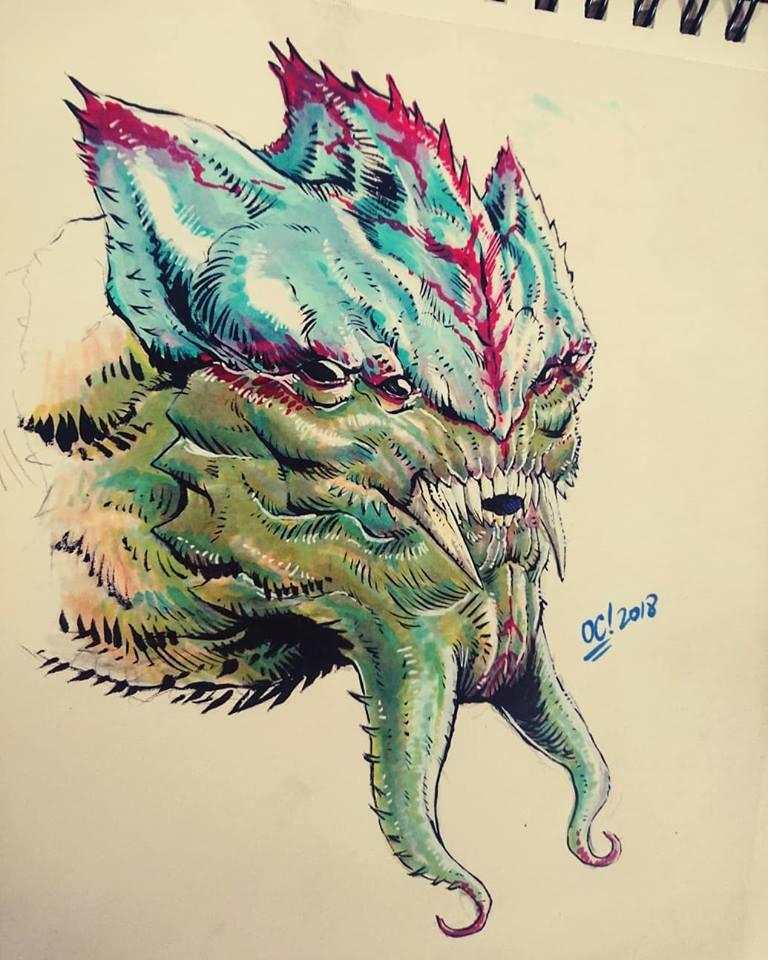 Alien C by dumbo972