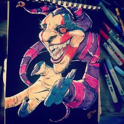 Bad Joke by dumbo972