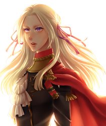Edelgard von Hresvelgr by Caithlyn