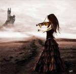 Pieza de violin by DIABLOTINA