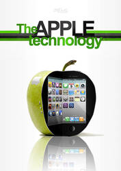 The Apple Technology by lilianbourgevin