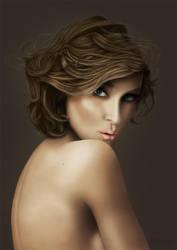 A Portrait... by lilianbourgevin