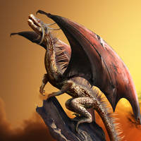Dragon Lord by Zakfuego