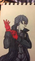 Joker by CrazyCherryPie