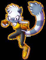 Tangle the Lemur by MangaFox156