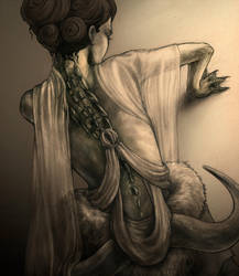 Leatherback by BlondeShadow