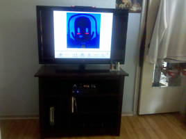 My New TV by PxlCobit