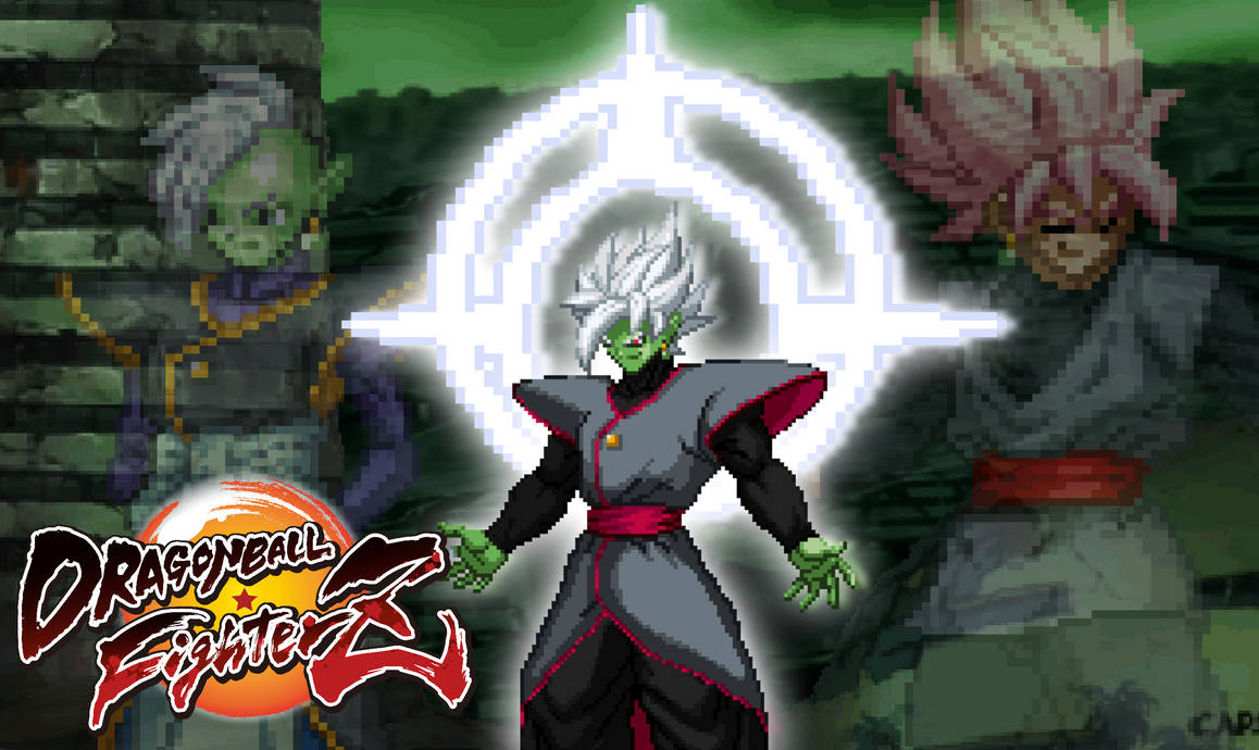 Db Fighterz Fusion Zamasu Dlc Wallpaper By Drizzlyscroll1996 On