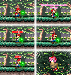 Mario VS Aeon (Part 3) by DrizzlyScroll1996