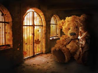 teddy by confuzzledMia