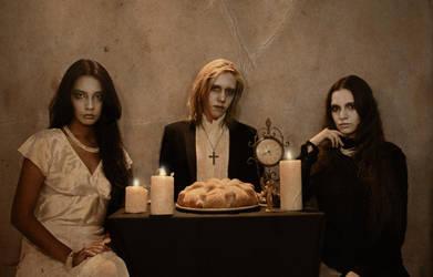 Dia de Muertos by Requiem777
