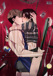 killing me softly- killing stalking by Danny-chama