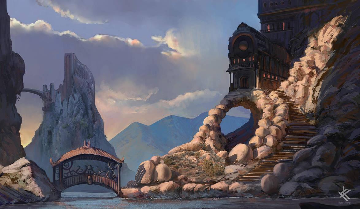 Hillside Inn by Chris-Karbach