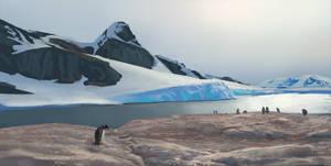 Roadtrippin #48 Cuverville Island, Antarktika by Chris-Karbach