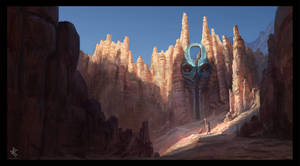 The Ancients by Chris-Karbach