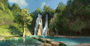 Roadtrippin #58  Cascadas de Minas Viejas by Chris-Karbach