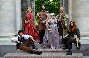 Game of Thrones by DistantDream