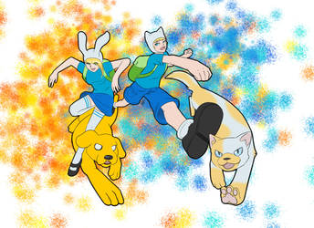 FA - Adventure Time! by Annubrius
